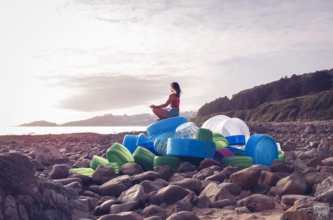 Preservar, proteger y salvar los océanos, una serie fotográfica que nos hace re-pensar el uso del plástico