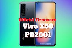 Firmware Vivo X50 (PD2001F)
