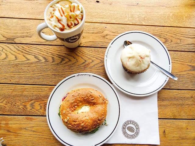 Blogi, bloggaaja, arki, viikkokatsaus, Café Succes, By Pinja, Espresso House, Kahvila,