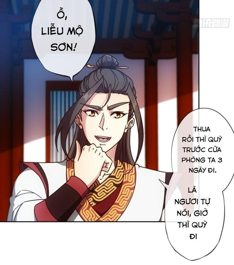 Hồng Thiên Thần Tôn chap 94 - Trang 22
