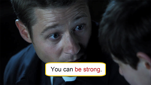 Arti Be Strong
