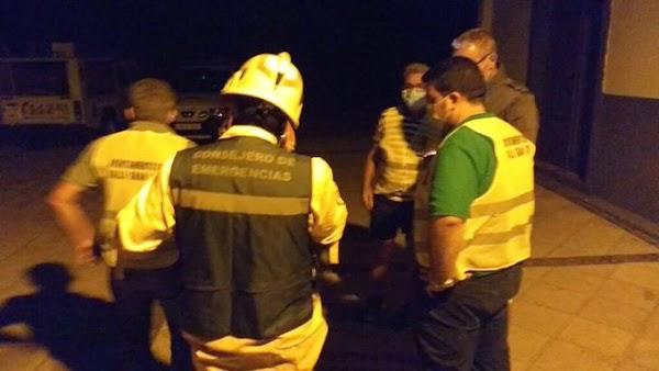 Estabilizado incendio que afecta al Parque Nacional de Garajonay en La Gomera