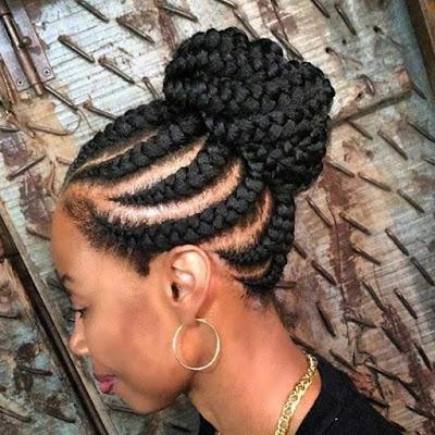 +37 latest Fulani black braided hairstyles 2020 To copy