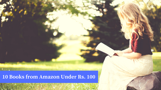 10 Books from Amazon Under Rs. 100