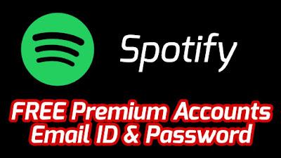 Free Spotify premium Account 2019 [100% Working]