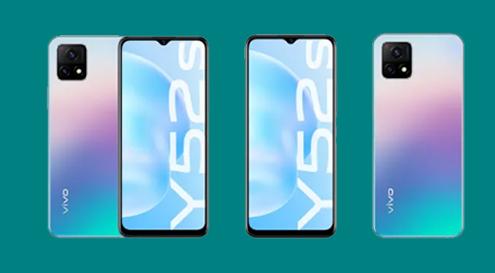 Harga dan Spesifikasi Vivo Y52s: RAM 8GB, Batterai 5000mAh