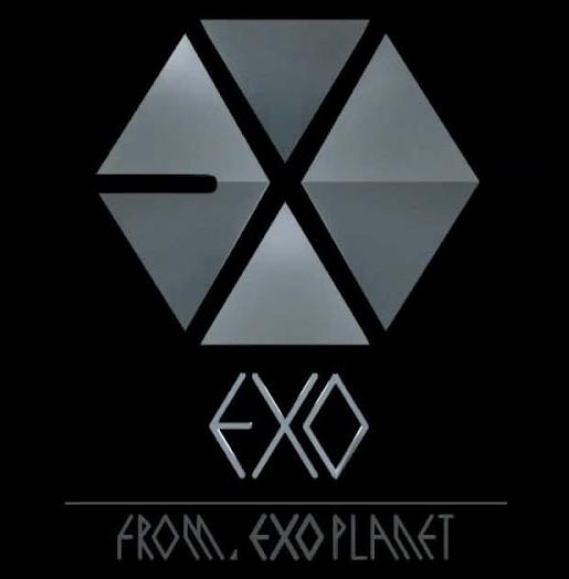 Aoi World: EXO Logo