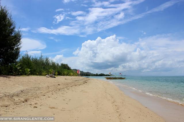 how to get to apuao grande island