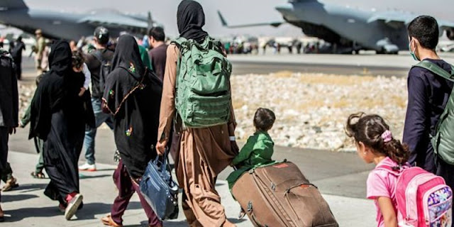 Afrika Selatan Tolak Jadi Tempat Penampungan Pengungsi Afghanistan