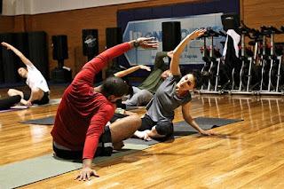 Olahraga Yang Cepat Menurunkan Berat Badan