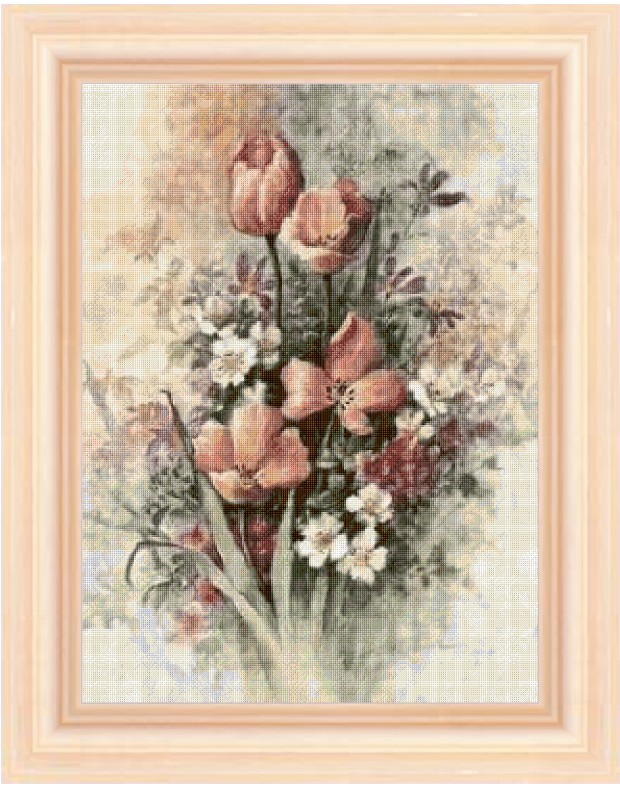 Схемы вышивки от fiori