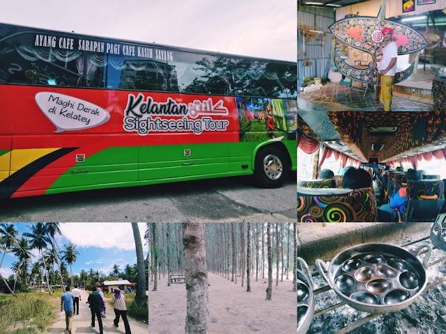 Jom Jelajah Negeri Kelantan dengan Pakej Kelantan Sightseeing Tour