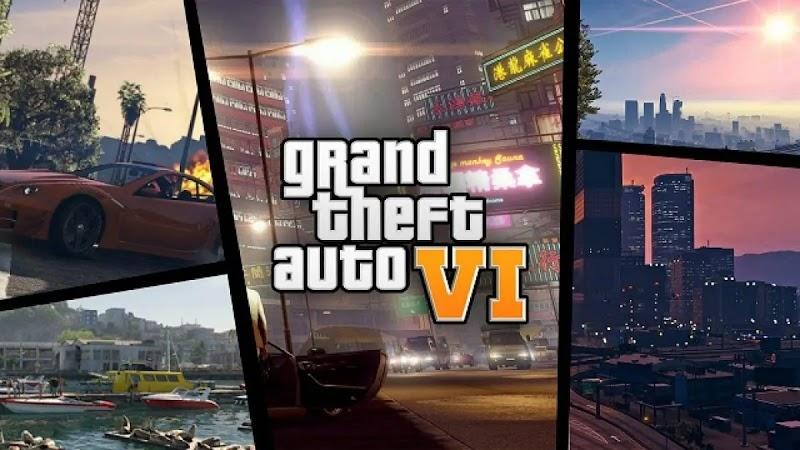 Fans GTA Ini Ciptakan Map GTA 6 Dengan Semua Kota Klasik