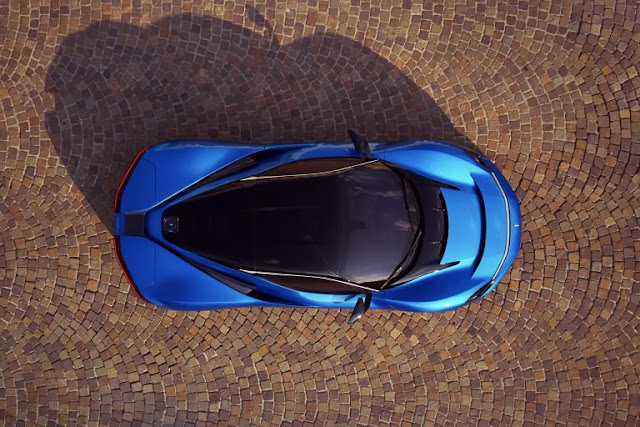 Electric Vehicles, New Cars, Pininfarina, Pininfarina Battista