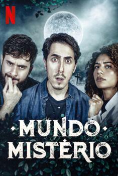 Mundo Mistério 1ª Temporada Torrent - WEB-DL 720p/1080p Nacional
