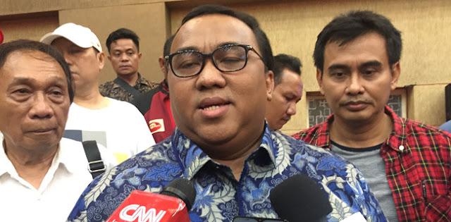 Relawan Jokowi Manut Jika Gerindra Masuk Koalisi