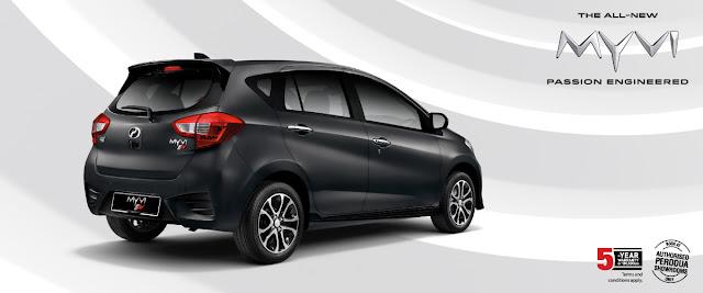 Promosi Perodua Myvi