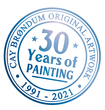 30 YEARS of PAINTING