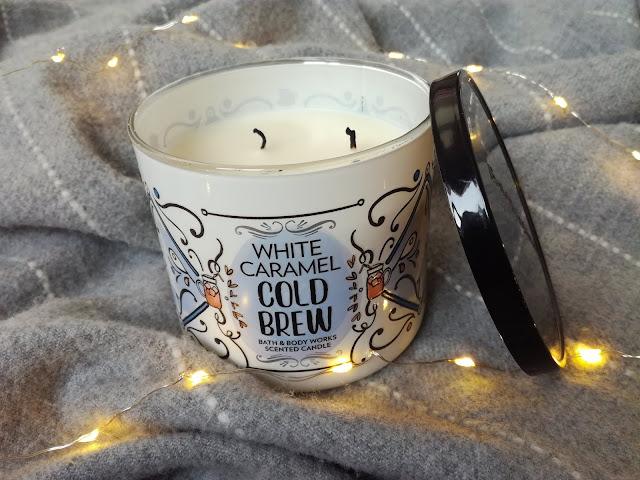 White Caramel Cold Brew de Bath & Body Works