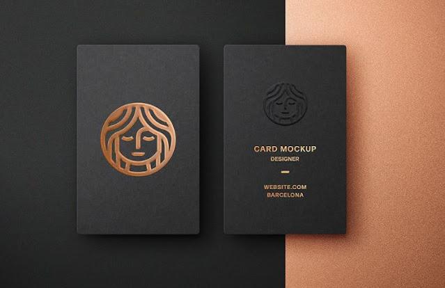 template-mockup-kartu-nama