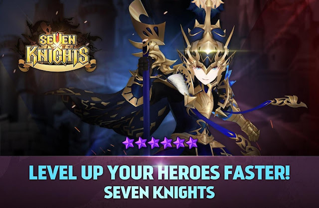 Seven Knights v 6.0.00 APK MOD (Very fast Skill)