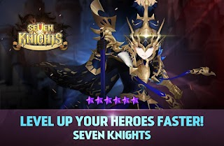 Seven Knights v 6.3.10 APK MOD (Very fast Skill)