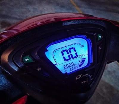Spedometer KTC Untuk yamaha Mio