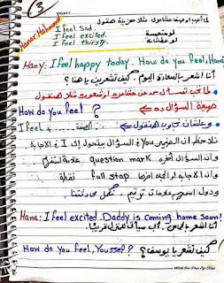 شرح الوحدة الاولى منهج اللغة الانجليزية للصف الثالث الابتدائي الترم الاول 2021
