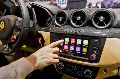 Android Auto Download for Ferrari