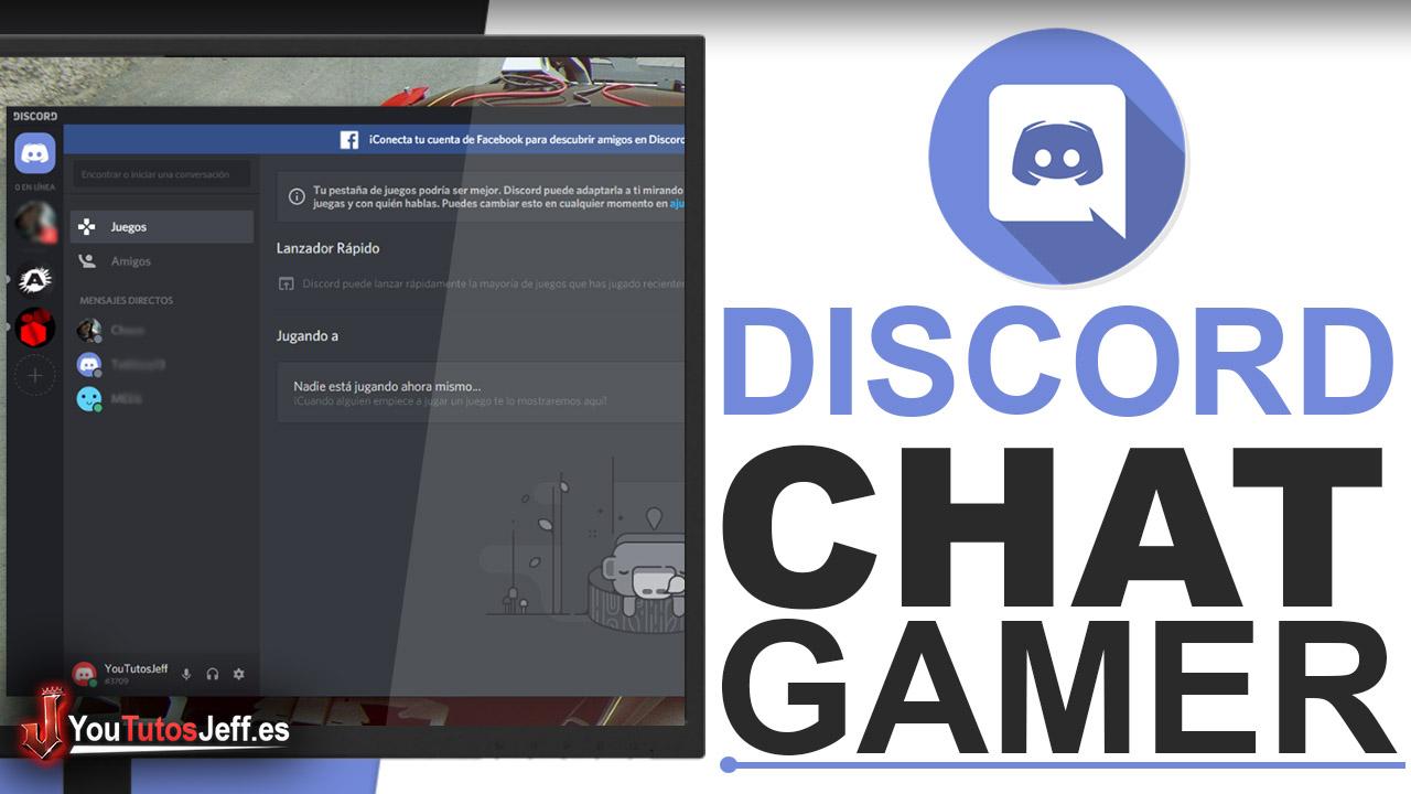 Como Descargar Discord Ultima Versión Español - El Chat de los Gamers