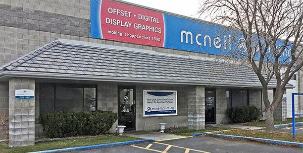 McNeil Printing in Orem Utah