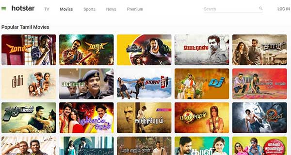 Hotstar: 12 Best Sites to Watch Tamil Movies Online in HD for free: eAskme