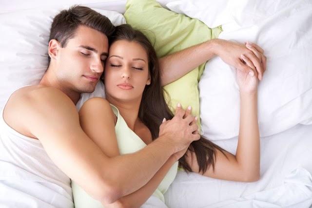 ¿Qué revela nuestra forma de dormir sobre nuestra relación?