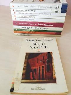 KÖTÜ SAATTE GABRIEL GARCIA MARQUEZ