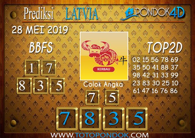 Prediksi Togel LATVIA PONDOK4D 28 MEI 2019