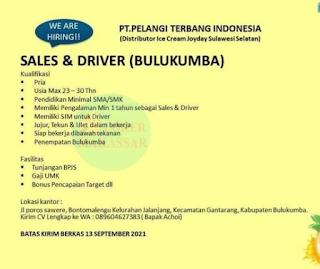 PT. PELANGI TERBANG INDONESIA