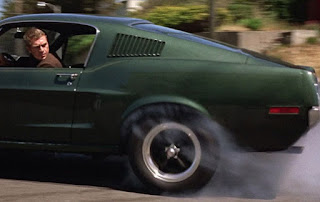 film klasik balapan mobil bullitt