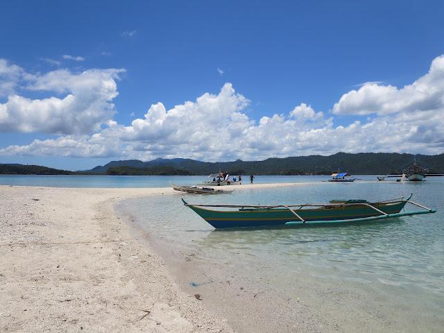 hakupan island beach marinduque