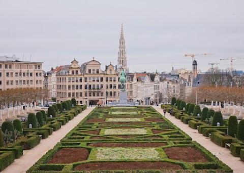 Bruksela w weekend