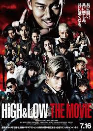Download Film High & Low The Red Rain (2016) Subtitle Indonesia