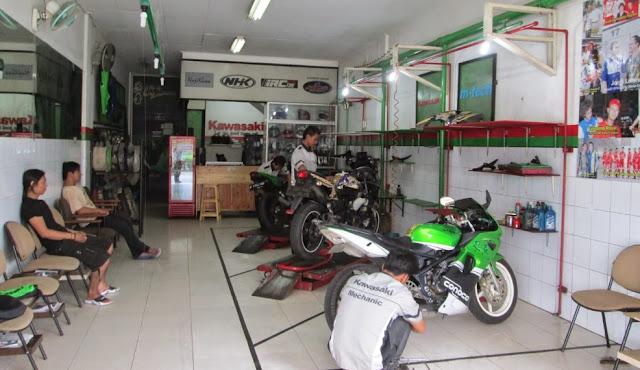 Tata Cara Service Motor di Dealer Resmi atau Bengkel Resmi Semua Motor