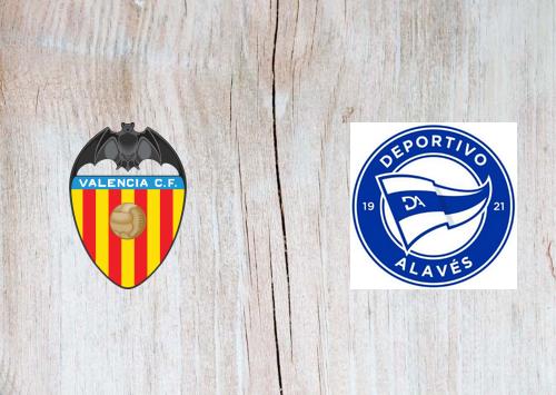 Valencia vs Deportivo Alavés -Highlights 24 April 2021