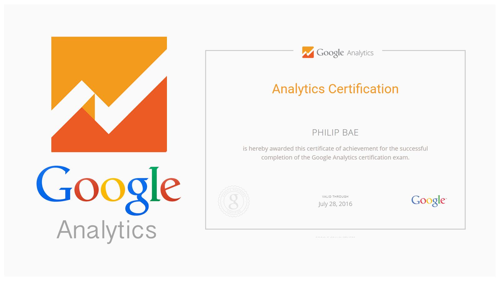google certification analytics tr71 certificate examples