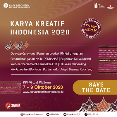 Karya Kreatif Indonesia 2020
