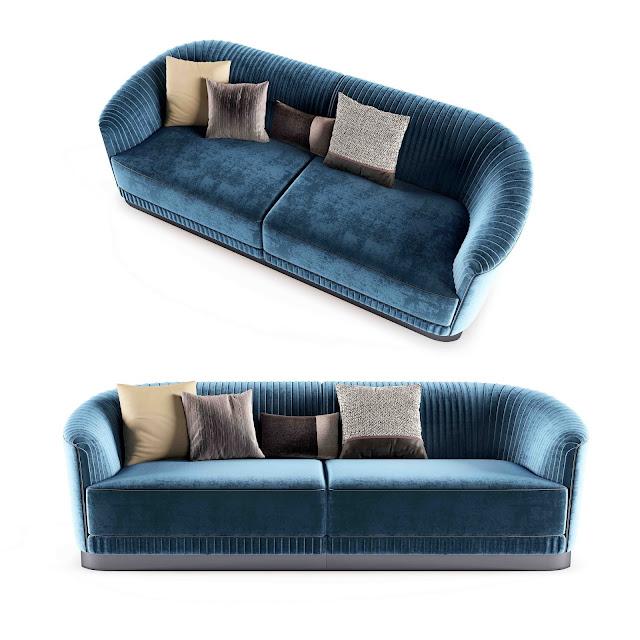 Sofa Collection Free Sketchup Models