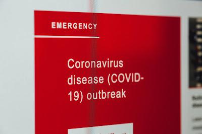 कोरोना से दर्दनाक मौत latest update