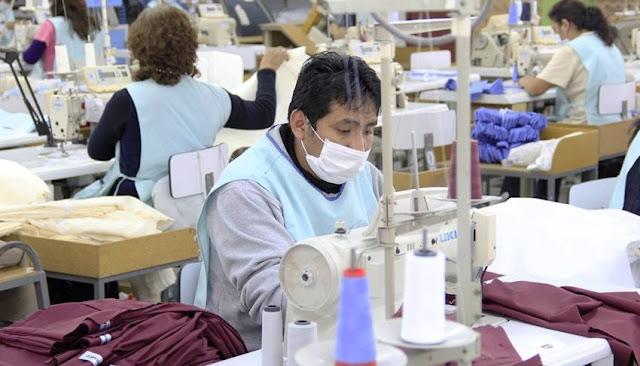 208 empresas iniciarán actividades desde este lunes, 11 mayo