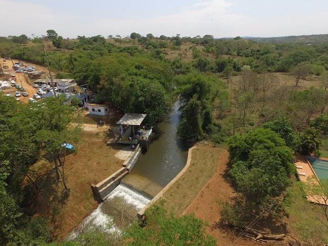Senador Canedo: Prefeitura agiliza obras para manter sistema de distribuição de água