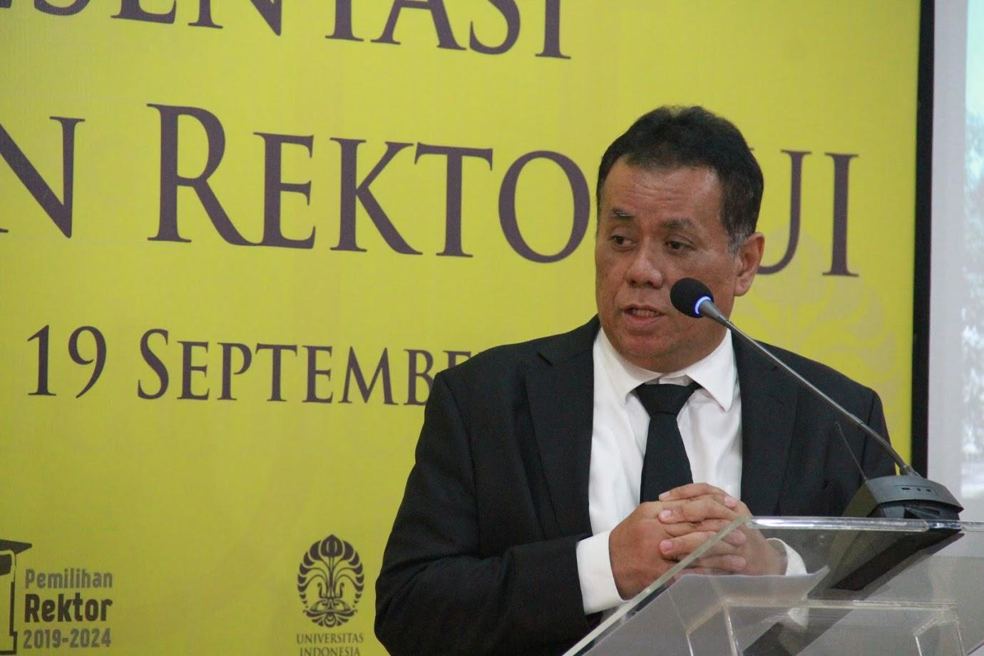 Terungkap! Sosok Rektor yang Panggil BEM UI Ternyata Sempat Jadi Komisaris Dua Bank Pemerintah