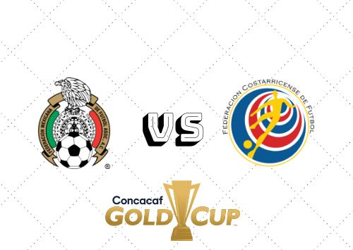 México vs Costa Rica  Resumen